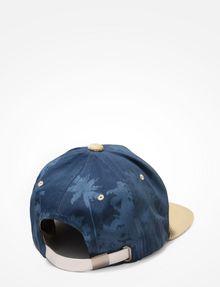 ARMANI EXCHANGE PALM TREE PRINT HAT Hat Man r
