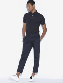 ARMANI EXCHANGE CLASSIC STRAIGHT-LEG CHINO PANT Chino Man d