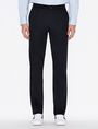 ARMANI EXCHANGE CLASSIC SLIM-FIT CHINO PANTS Chino Man f