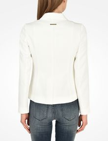 ARMANI EXCHANGE TEXTURED BLAZER Blazer Woman d