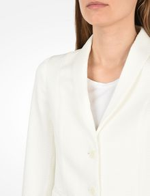 ARMANI EXCHANGE TEXTURED BLAZER Blazer Woman e