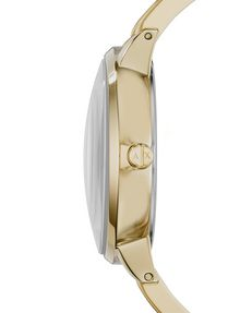 ARMANI EXCHANGE GOLD-TONE AX WATCH Watch D d