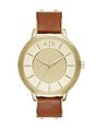 ARMANI EXCHANGE GOLD-TONE AX WATCH Watch D f
