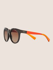 ARMANI EXCHANGE MOD BICOLOR SUNGLASSES Sunglass Woman e