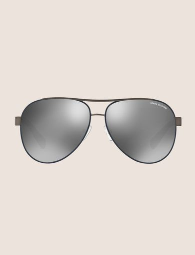 WRAP AROUND AVIATOR SUNGLASSES