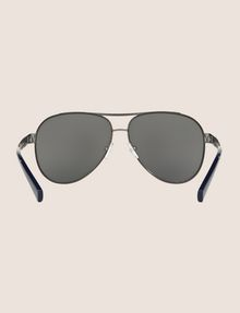 ARMANI EXCHANGE WRAP AROUND AVIATOR SUNGLASSES Sunglass [*** pickupInStoreShipping_info ***] r