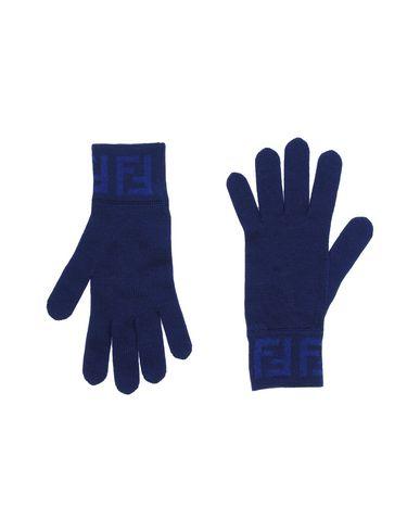 Перчатки FENDI 46506710BX