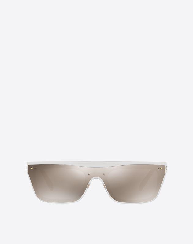 Sonnenbrille aus Metall und Nylon