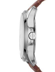 ARMANI EXCHANGE OROLOGIO CON PLACCHETTA LOGATA NEL QUADRANTE Fashion Watch [*** pickupInStoreShippingNotGuaranteed_info ***] d