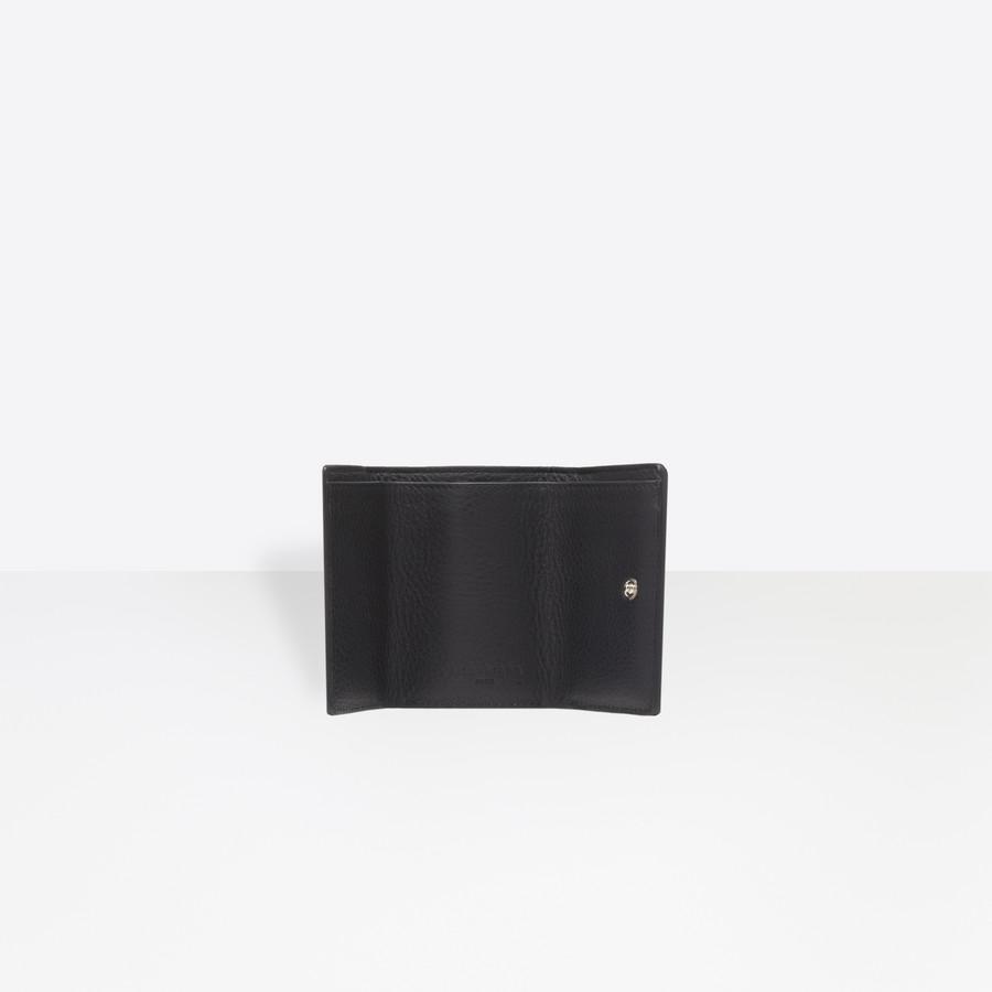 BALENCIAGA Papier Mini Wallet Papier wallet Woman d