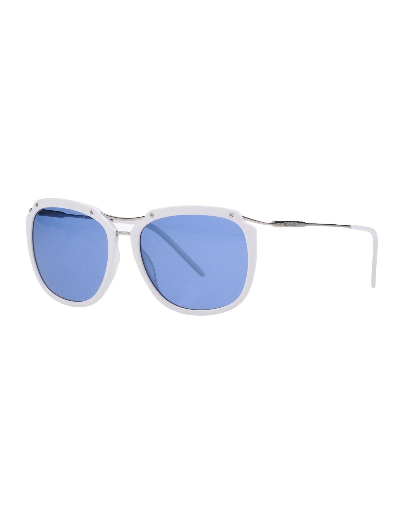 JIL SANDER Солнечные очки бусы из янтаря солнечные дни