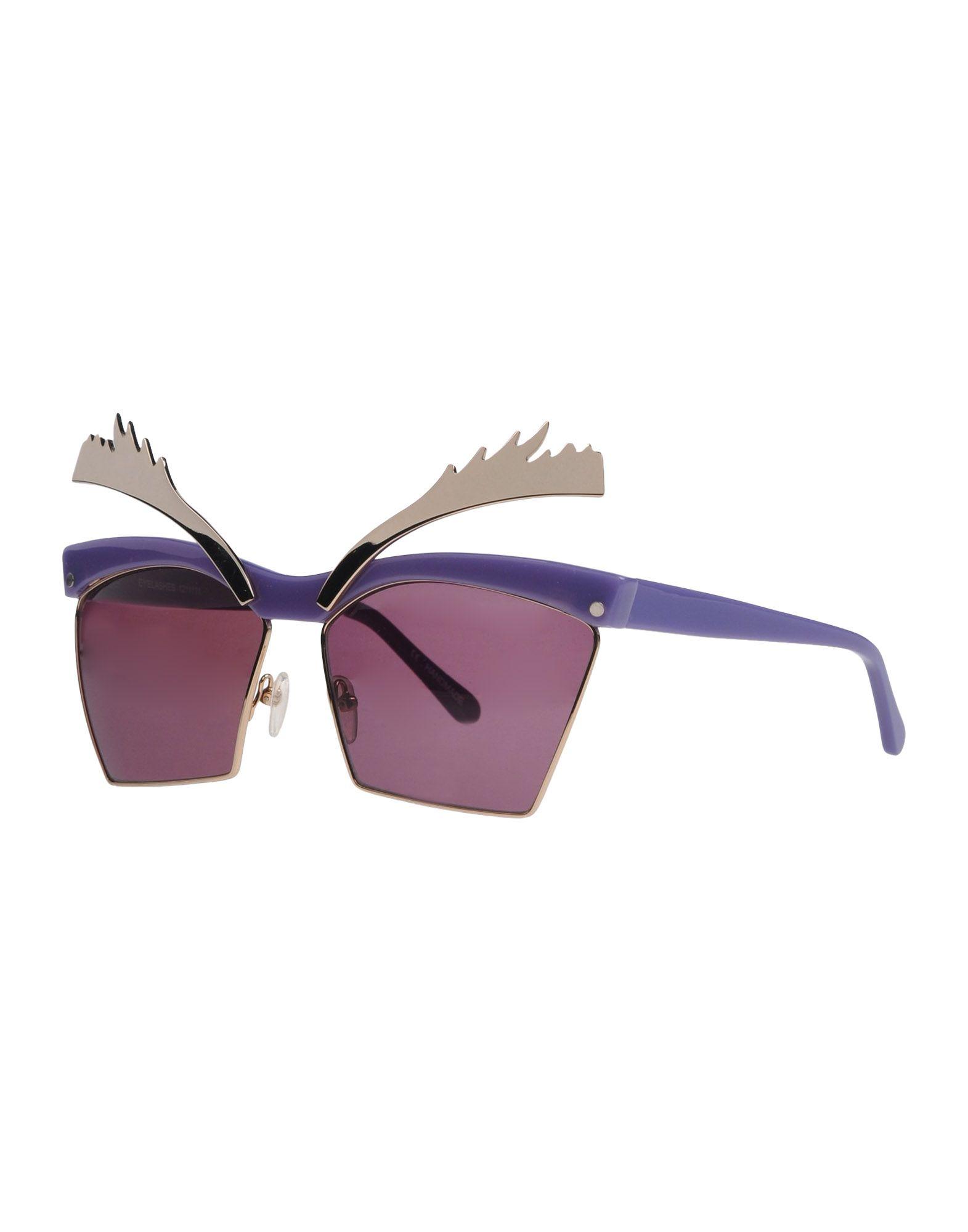 HOUSE OF HOLLAND Солнечные очки бусы из янтаря солнечные дни