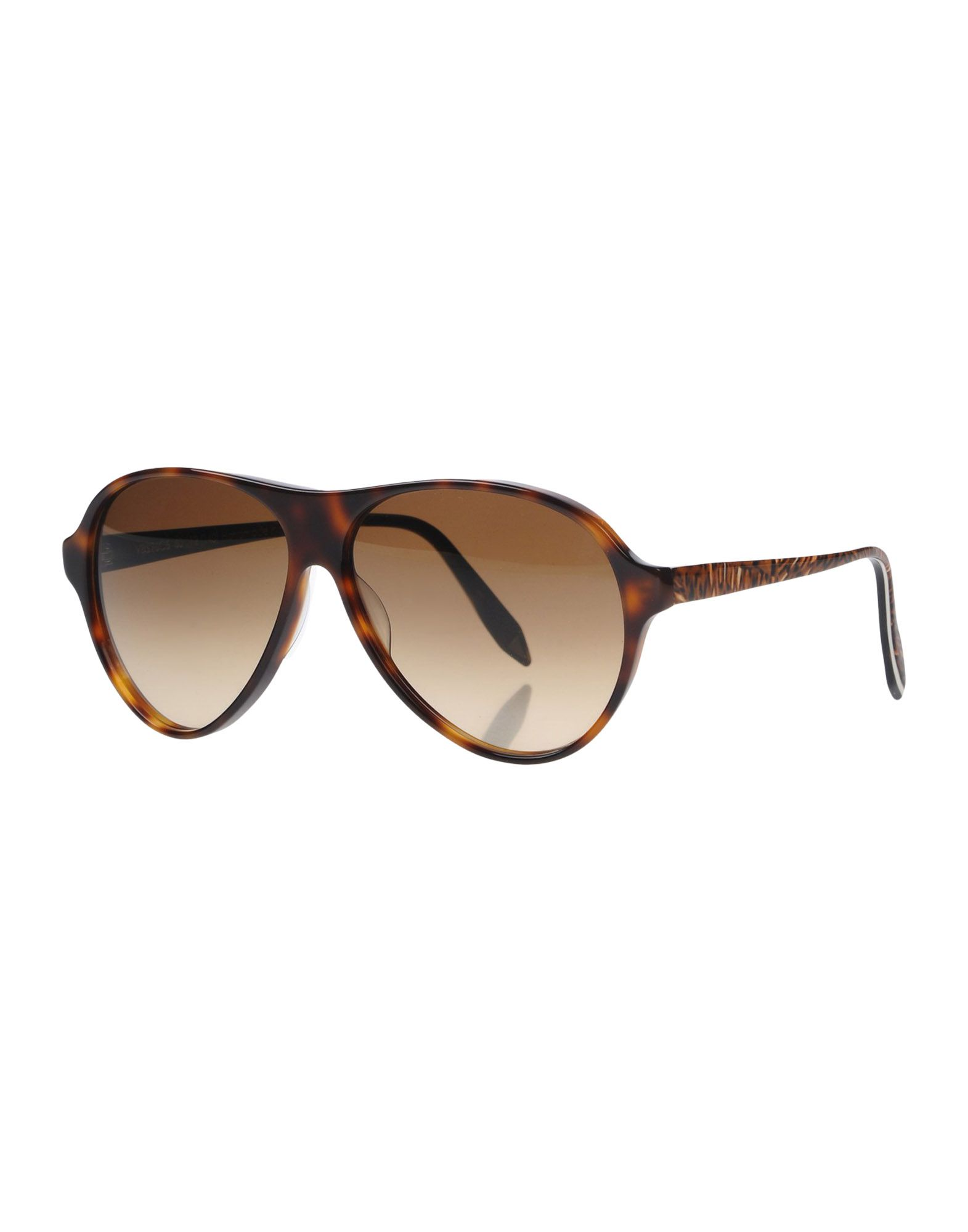 VICTORIA BECKHAM Солнечные очки бусы из янтаря солнечные дни