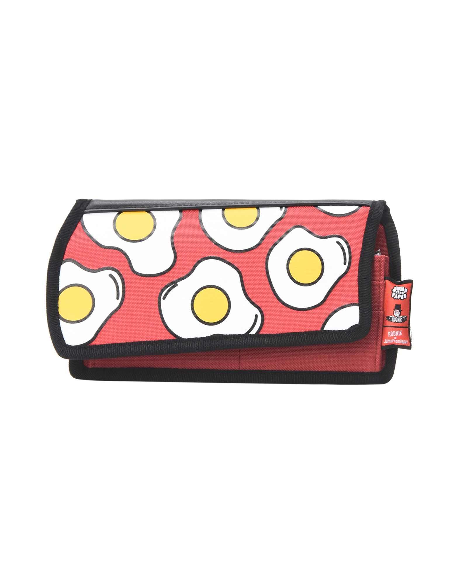JUMPFROMPAPER &Reg; Wallets in Red