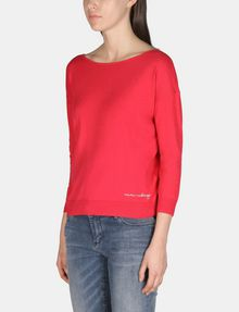 ARMANI EXCHANGE LONG SLEEVE CROSS BACK SWEATER Pullover Woman d