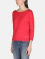 ARMANI EXCHANGE LONG SLEEVE CROSS BACK SWEATER Pullover D d