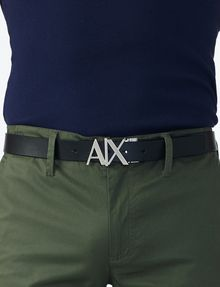 15359f9c new arrivals armani exchange bold reversible belt e64f6 e63c4
