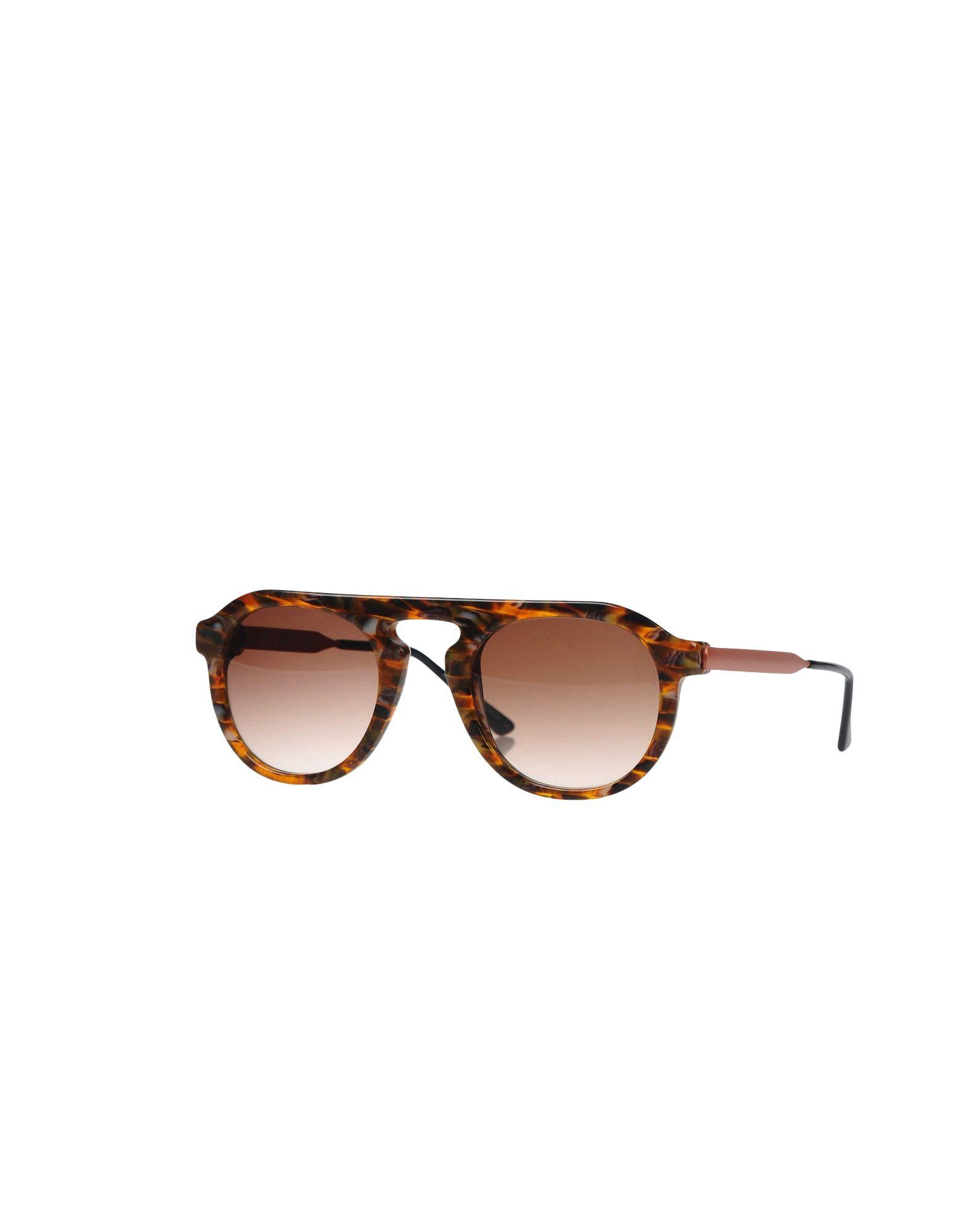 THIERRY LASRY Солнечные очки бусы из янтаря солнечные дни