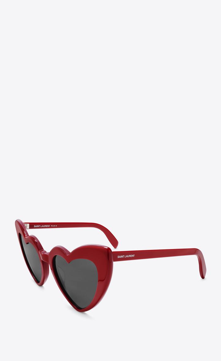 saint laurent lunettes de soleil new wave 181 loulou c ur. Black Bedroom Furniture Sets. Home Design Ideas
