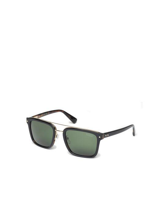 lanvin double bridge sunglasses men