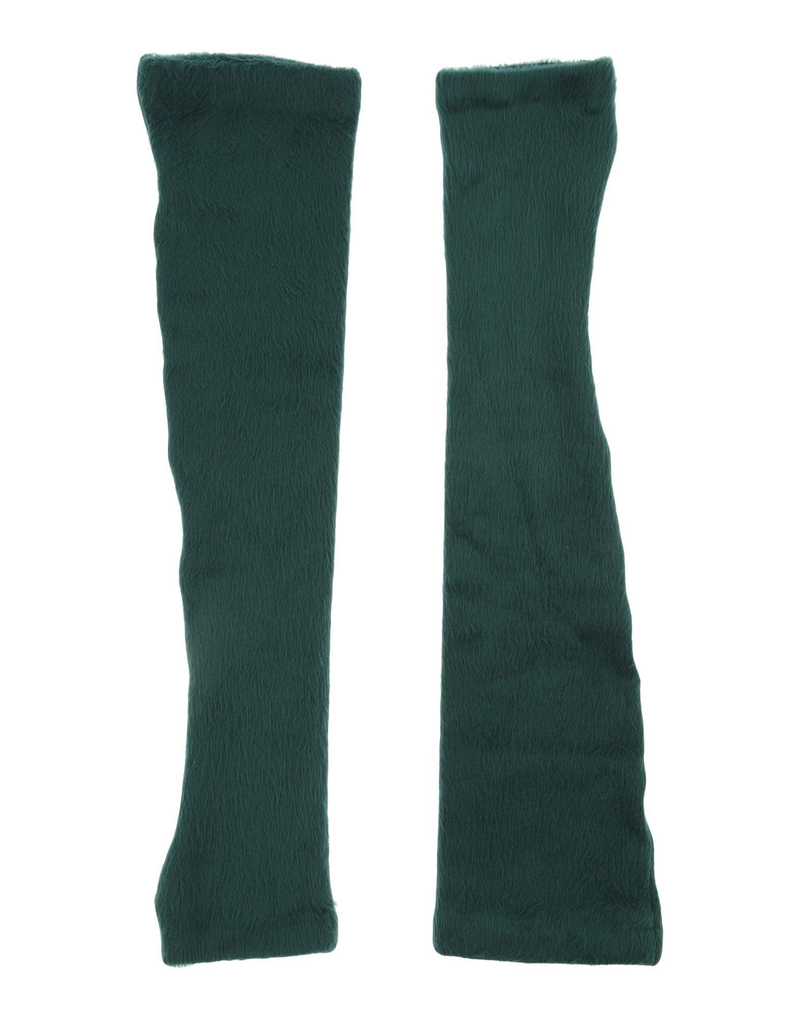 1-ONE Damen Handschuhe Farbe Grün Größe 1