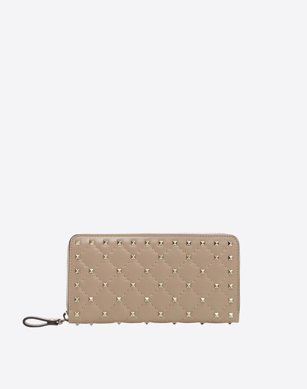 Rockstud Spike Continental Wallet