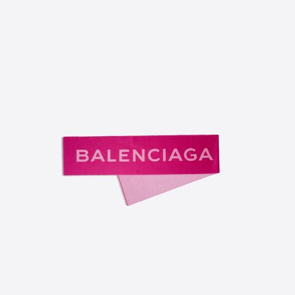 Balenciaga Macro Scarf
