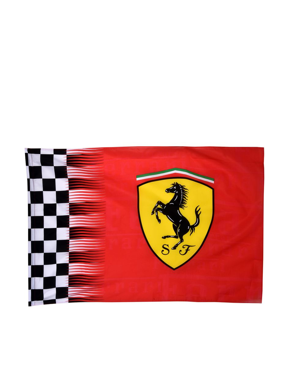 Scuderia Ferrari Online Store - 法拉利车队官方旗帜 - 旗子