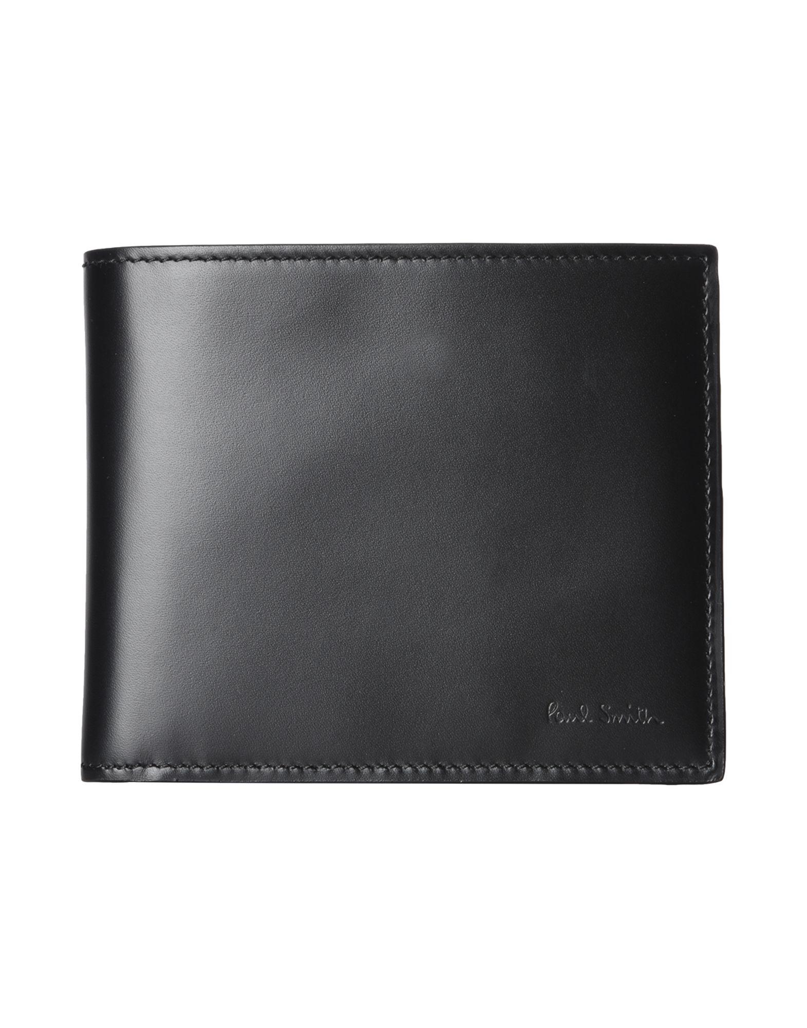 メンズ PAUL SMITH MEN WALLET BFOLD MINI 財布  ブラック