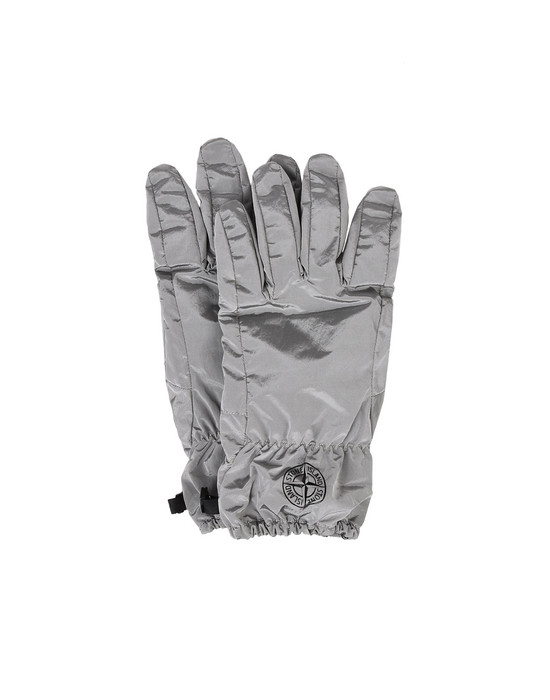 STONE ISLAND Gloves 92069 NYLON METAL