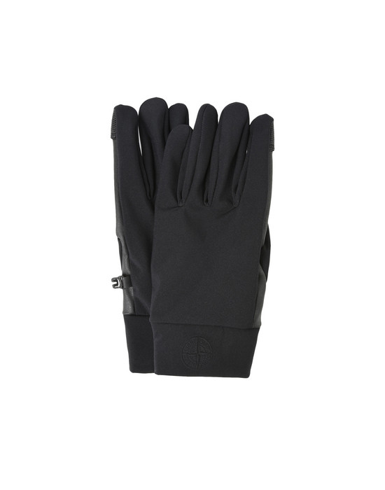 STONE ISLAND Gloves 92280 SOFT SHELL-R