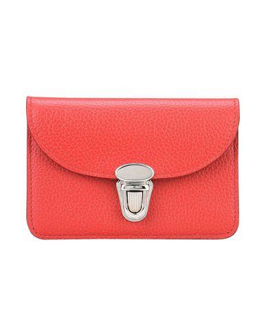 Фото - Бумажник от THE CAMBRIDGE SATCHEL COMPANY красного цвета