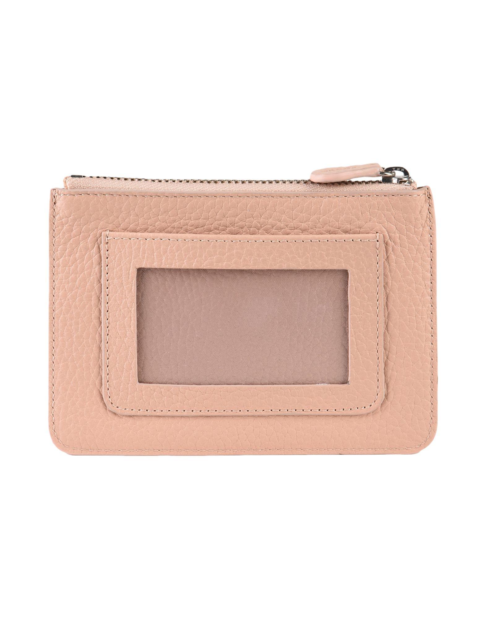 CAMBRIDGE SATCHEL Wallet in Pale Pink