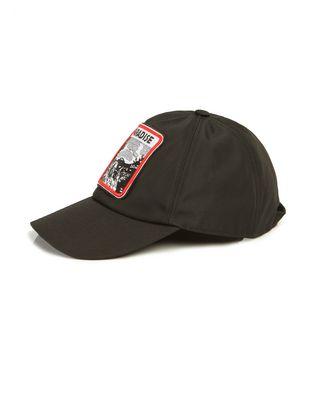 """LANVIN """"PARADISE"""" CANVAS CAP Hat U d"""