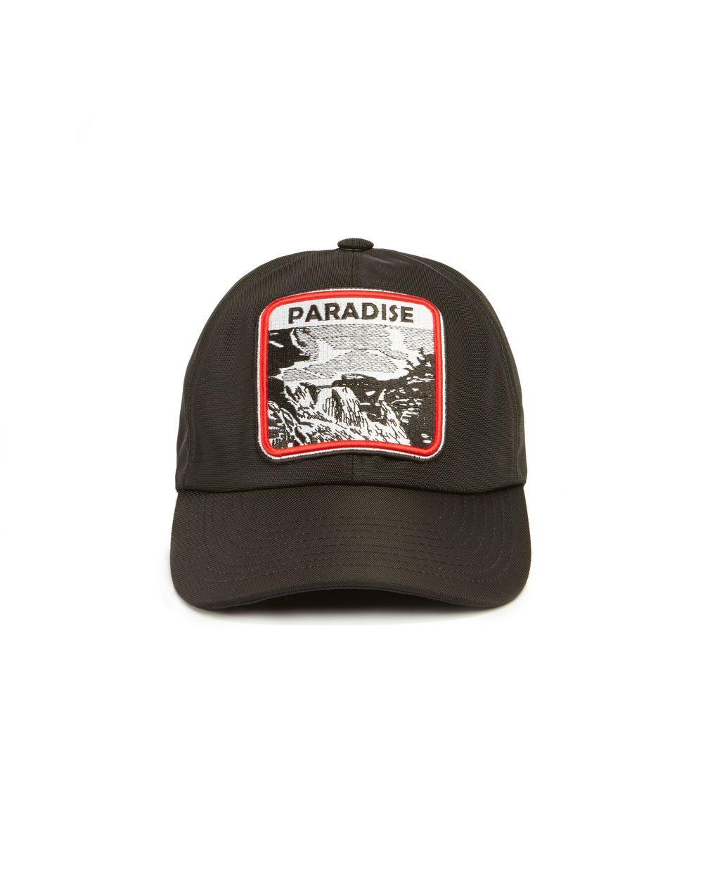 """""""PARADISE"""" CANVAS CAP - Lanvin"""