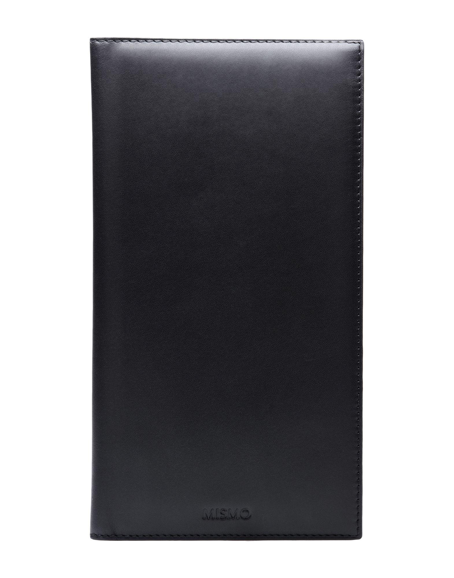 MISMO Document Holders in Black