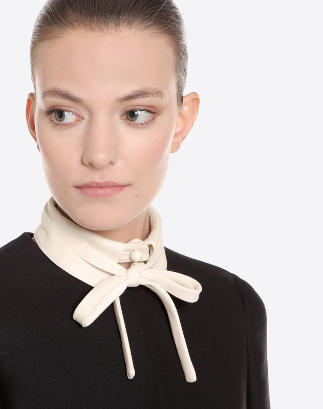 Crepe Couture collar