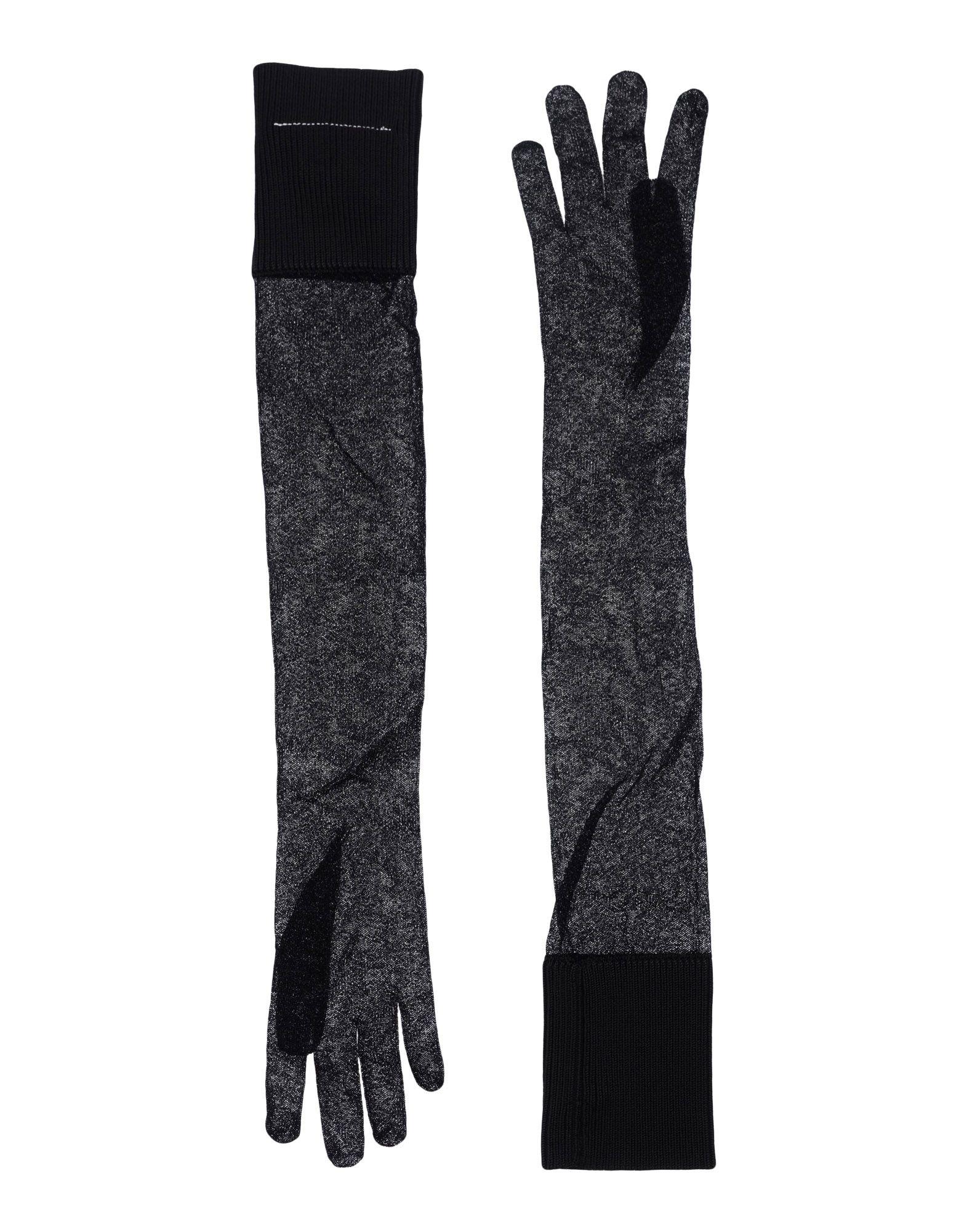 MM6 MAISON MARGIELA Перчатки mm6 maison margiela перчатки