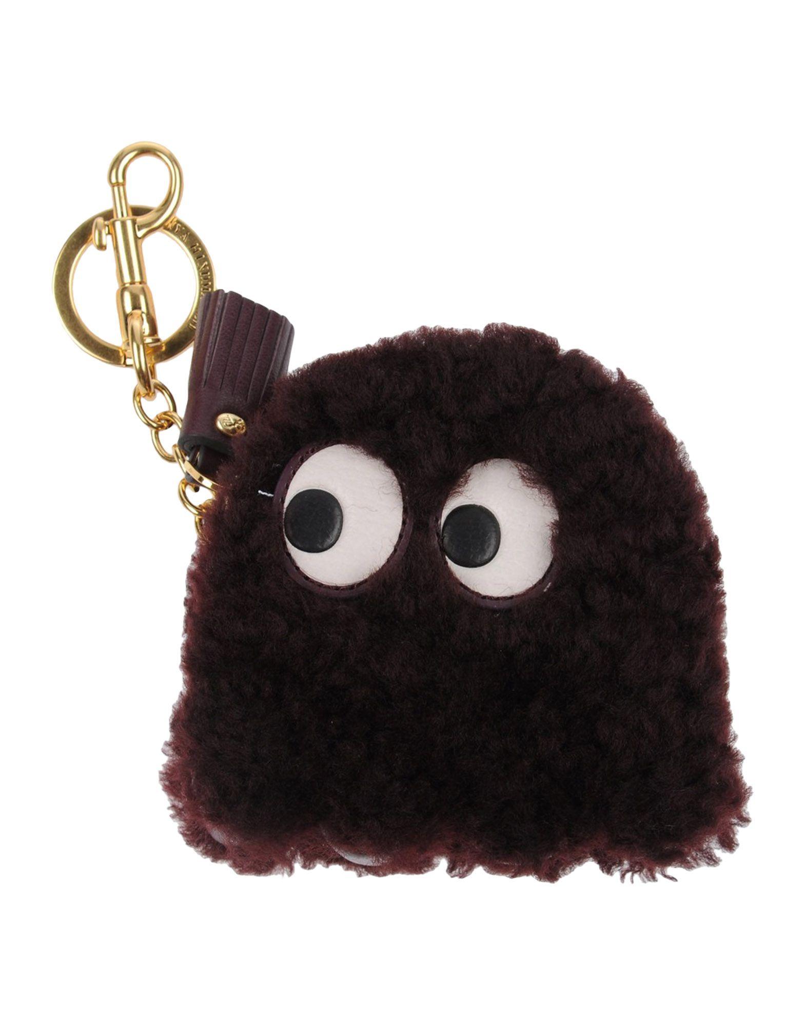 ANYA HINDMARCH Брелок для ключей ryan roche брелок для ключей