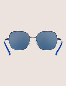 ARMANI EXCHANGE OVERSIZE POOL BLUE SUNGLASSES Sunglass Woman r