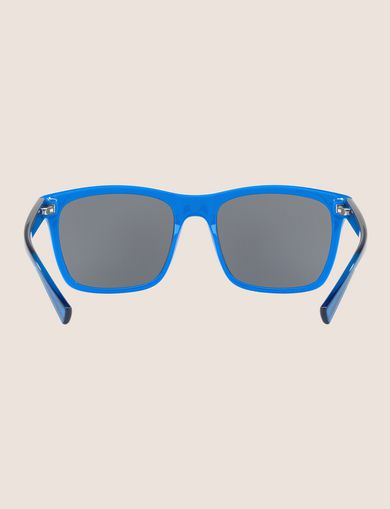 POOL BLUE RETRO SUNGLASSES
