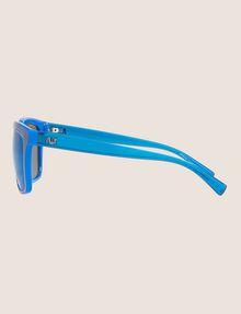 ARMANI EXCHANGE POOL BLUE RETRO SUNGLASSES Sunglass U d
