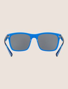 ARMANI EXCHANGE POOL BLUE RETRO SUNGLASSES Sunglass Man r