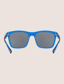 ARMANI EXCHANGE POOL BLUE RETRO SUNGLASSES Sunglass U r