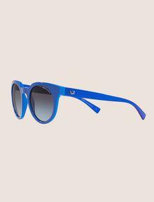ARMANI EXCHANGE POOL BLUE MOD SUNGLASSES Sunglass Woman e