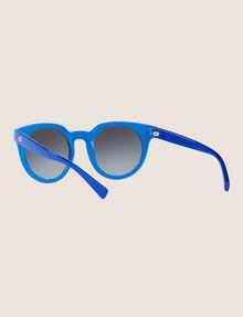 ARMANI EXCHANGE POOL BLUE MOD SUNGLASSES Sunglass Woman r