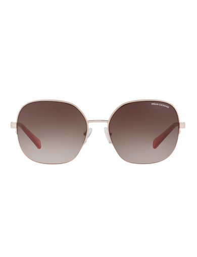 POPPY PINK OVERSIZE SUNGLASSES