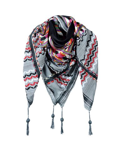 5MIN. ACCESSORIES Square scarves Women on YOOX.COM