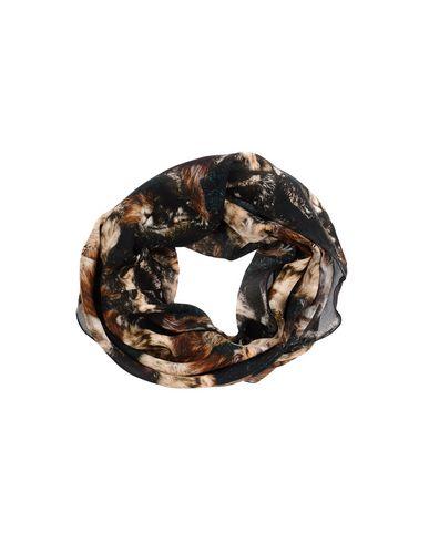 TIM VAN STEENBERGEN レディース ネックカラー ブラック 紡績繊維