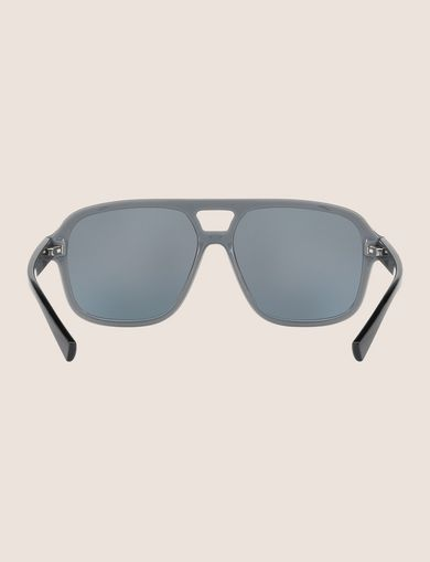 DARK TORTOISE AVIATOR SUNGLASSES